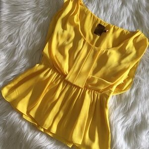 Ali ro top blouse silk sz small nwot